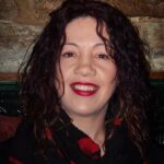 Dawn Frederick, owner and literary agent of Red Sofa Literary