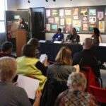 Publishing Panel Presents to Crossing Arts Alliance Literary Artists