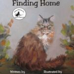 Author Kristy Abbott's New Children's Picture Book, Finding Home, Champions Animal Rescue