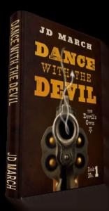 JD March Book 3D