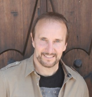 Frank Weber - Author